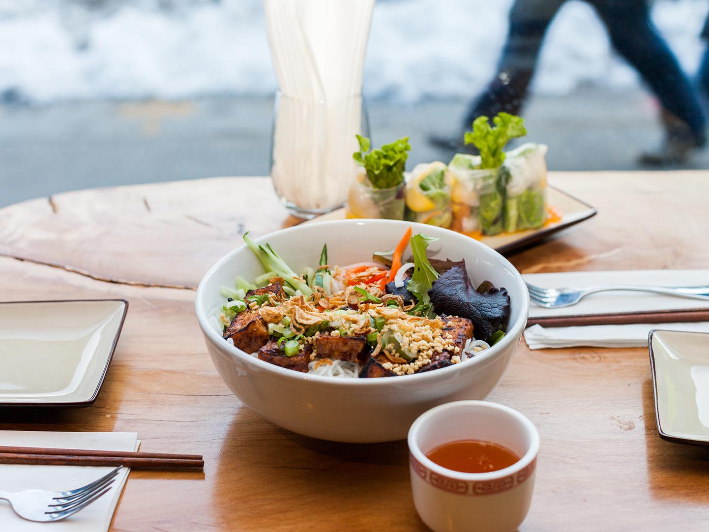 Old-new Vietnamese Cuisine for a New Generation