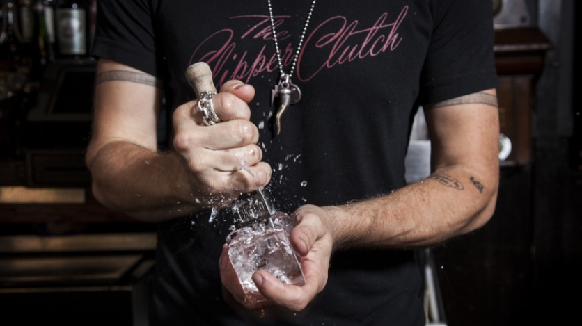 Dutch Kills and Hundredweight Ice in Long Island City are meticulous about the ice in their cocktails.