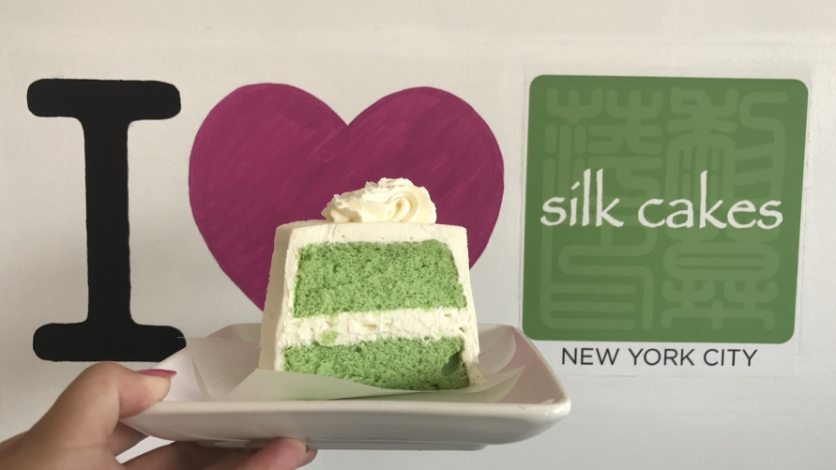 East Asian Culture Meets Western Pastry At Silk Cakes