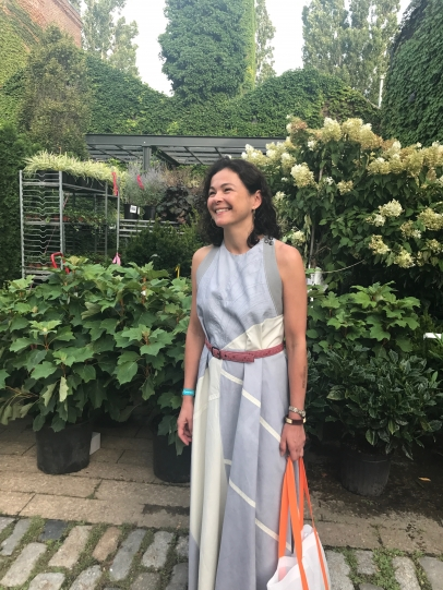 Claudia Sanchez Publisher of Edible Queens
