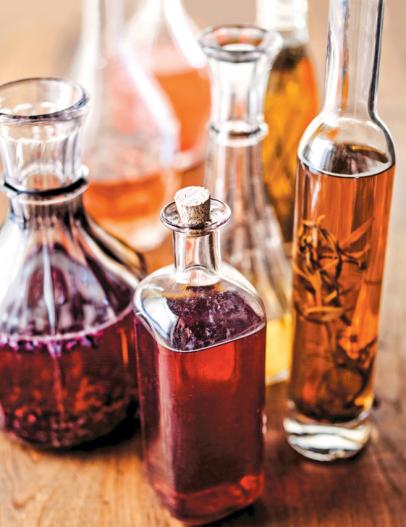 Harry Rosenblum's Vinegar Revival cookbook.