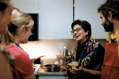 Rachana Rimal talks about the many uses of ghee, clarified butter used in Nepali and Indian cooking.