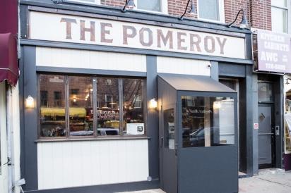 The Pomeroy in Astoria, Queens.