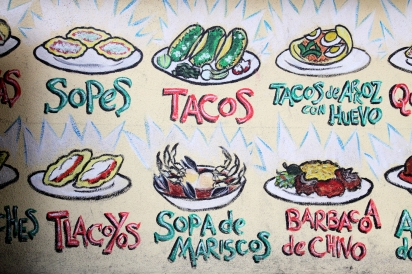 Tacos Morelos in Jackson Heights Queens New York.