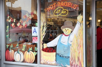 Bagel Nosh NYC, Astoria Queens New York.