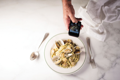 Anthony Bourdain's Linguine with Clams from his Appetites, A Cookbook.