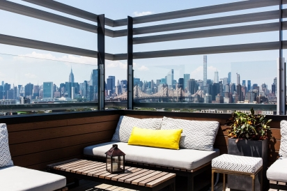 Boro Hotel Rooftop Bar