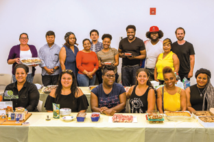 Jamaica FEASTS (Food Entrepreneurship and Services Training Space) is a free 12-week class that demystifies the process of launching a food business.