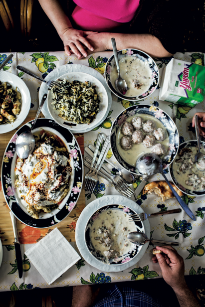Photos from Istanbul and Beyond: Exploring the Diverse Cuisines of Turkey by Robyn Eckhardt and David Hagerman.