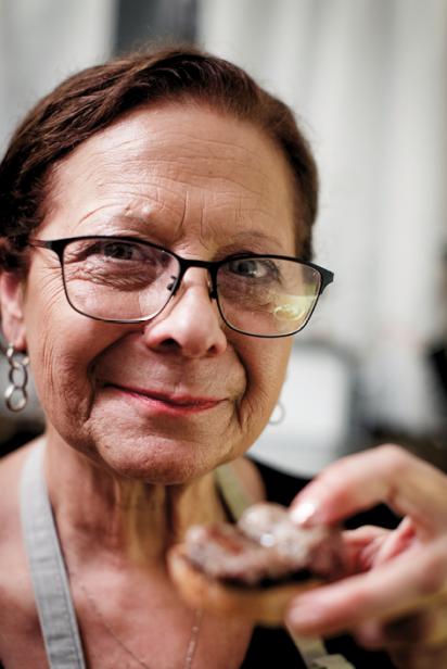 Mirta Rinaldi of League of Kitchens