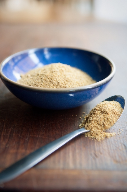 Gyro rub from Chef MichaelPsilakis's Live to Eat: Cooking the Mediterranean Way cookbook.