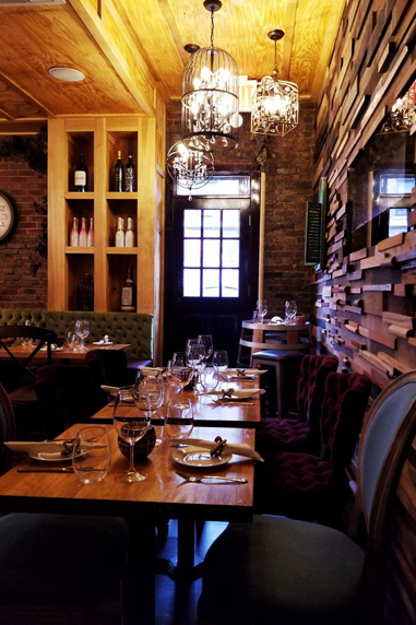 Francisco Diaz and Patrick Duong own Addictive Boutique Winery in Jackson Heights, Queens.