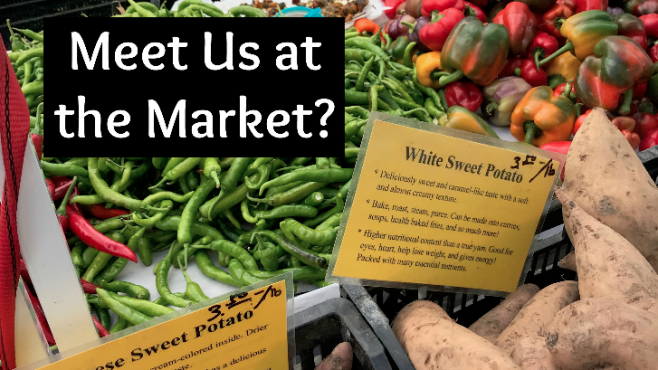 Jackson Heights Greenmarket