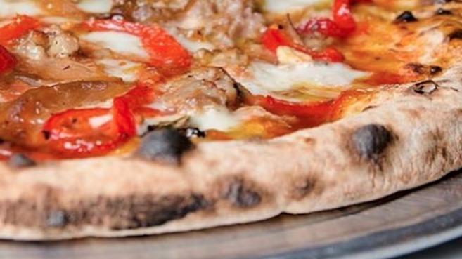 Tufino Pizzeria Napoletana in Astoria, Queens New York.