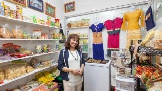 ThidarKyaw opened Little Myanmar Mini Mart in Jackson Heights, Queens.