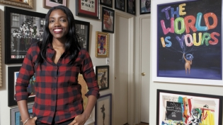 Syreeta Gates, founder of Stay Hungry, a food-and-musicfocused project.