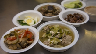 Tam Mak Hoong (Lao Papaya Salad) recipe from Laos